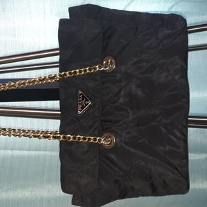 Vintage Prada Quilted Nylon Bag